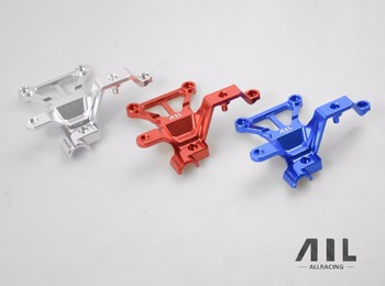 ALLRC 6061 CNC Aluminum alloy Optional upgrade Steering protection components for traxxas X-xmaxx rc car parts