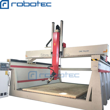 !! cnc bed mill /flat bed cnc router 4 axis